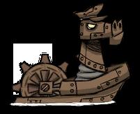 Cavalier Flottant