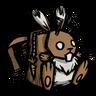 Rabbit Rucksack Icon
