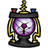 Tesla Coil Lantern Icon