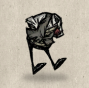 Waxwell survivor body collection icon