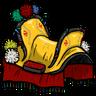 Festive Saddle Icon
