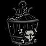 Pirate Birdcage Icon