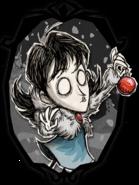 Willow Snowfallen Portrait