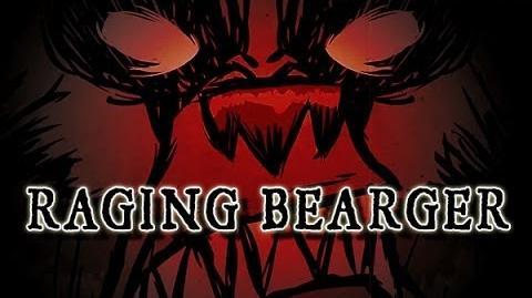Don't Starve RoG - Raging Bearger