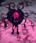 Deerclops Festive