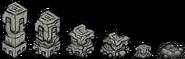 Murs thulecite