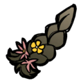 Flowery Tail Icon