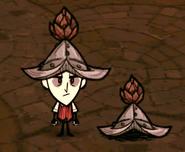 Причудливый шлем в игре