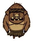 Cochon gardien