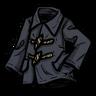 Monastral Blue Toggle Jacket скин