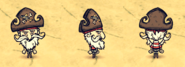 Lucky Hat Woodlegs