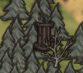 Огнь Максвелла на карте