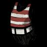 Red Gem Red Swimming Costume скин