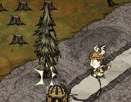 Вигфрид бьёт энта