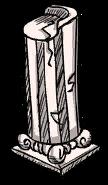 Cột Cẩm Thạch