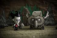 Виниловый Уилсон с бифало