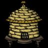 Bee Basket Icon