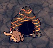 Логово дракуна в игре