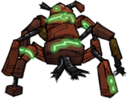 Iron Hulk Ribs Up