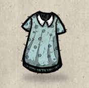 Sleepgown blue ice collection icon