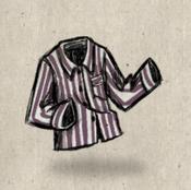 Body pj purple mauve collection icon