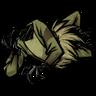Grass Gekko Costume Top скин