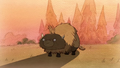 Possessions 6 Baby Beefalo in Krampus' shadow