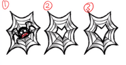RWP 281 Spider Care Tab concept art
