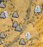 Ледник на карте