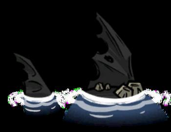 Dưới nước