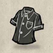 Buttons black jet collection icon
