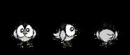 Пингвинёнок в игре