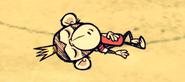 Уилбур спит