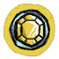 Yellow Moonlens Icon