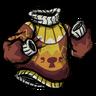 Ugly Klaus Sweater скин