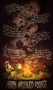 Hallowed Nights 2017 Comic