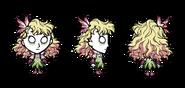 Цветущая Венди в игре