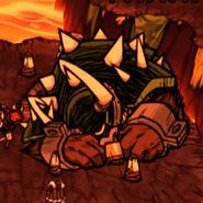 Infernal Swineclops Sleeping