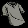 Cumulus Gray T-Shirt скин
