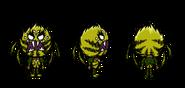 Цветущий Веббер в игре