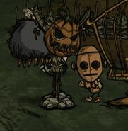 WX and Scarecrow