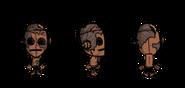 Выживающий WX-78 в игре