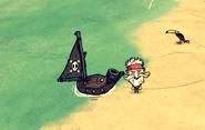 Морские Ноги у берега
