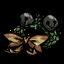 Великолепное украшение-драконья муха