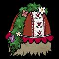 Flowery Caparison Icon