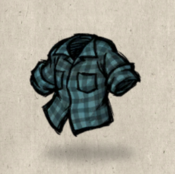 Flannel blue snowbird collection icon