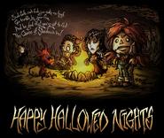 Hallowed Nights 2019 Comic 2