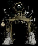 Кое-как собранный портал