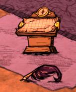 Стол картографа игра