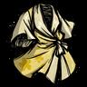 Downright Neighborly Yellow Silk Robe скин